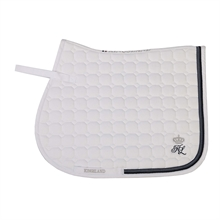 Kingsland Soviore Saddle Pad Dressur White 17''