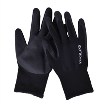 KINGSLAND KLABBE UNISEX WORKING GLOVE BLACK
