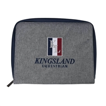 KINGSLAND KLTALON PASSPORT COVER PASMAPPE LIGHT GREY