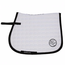 Kingsland Emma Saddle Pad w Coolmax - DRESSUR 17""
