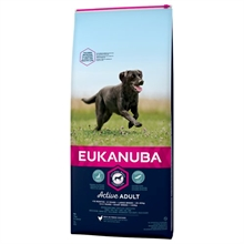 Eukanuba Adult Large size 12 kg FAST LAVPRIS