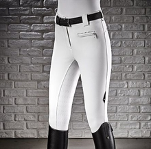 Equiline Cecile High Waist Dressage Breeches Ridebukser OBS! NAVY