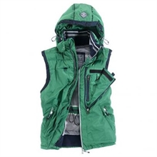 Euro-Star Vest Racing Green