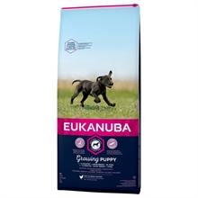 Eukanuba Puppy Large size 12 kg FAST LAVPRIS