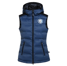 Kingsland Belle Ladies Bodywarmer Blue Ensign
