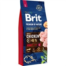 Brit Premium Adult Large 15 kg