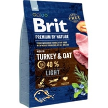 Brit Premium Adult Light 3 kg