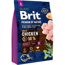 Brit Premium Adult Small 3 kg